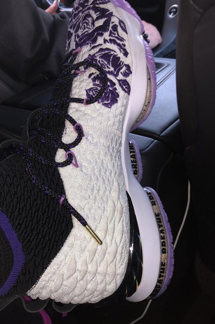 Nike LeBron 15 Purple Rain Prince