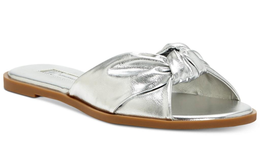 INC International Concepts I.N.C. Guyen Knot Slide Sandals