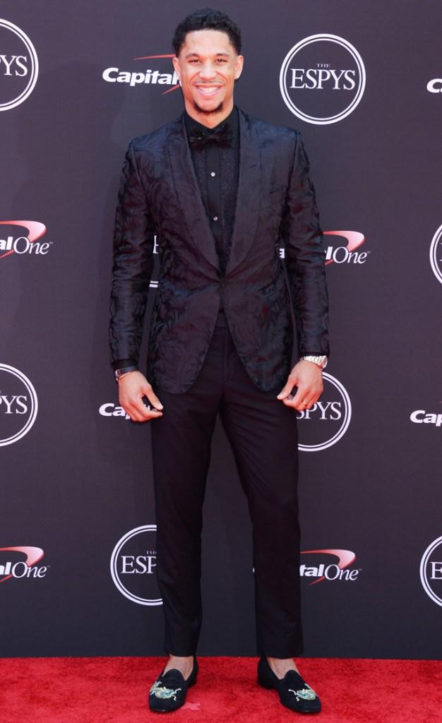 Josh Hart, red carpet, espy awards red carpet style