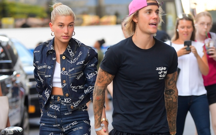 justin and hailey (1)