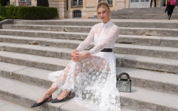 Christian Dior Haute Couture Fall 2018: Front Row
