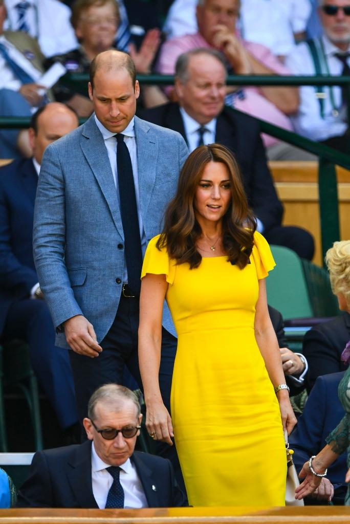 Kate Middleton, Kate Middleton Wimbledon, Prince William, Wimbledon men's final