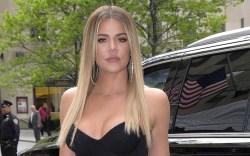Khloe Kardashian NBCUniversal Upfront Presentation, New