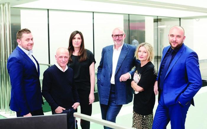 Kurt Geiger Executive Team