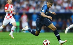 Kylian Mbappe, World Cup 2018
