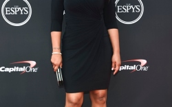 Sandals On the 2018 ESPYs Red Carpet