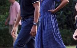 Malia Obama Shoe Style