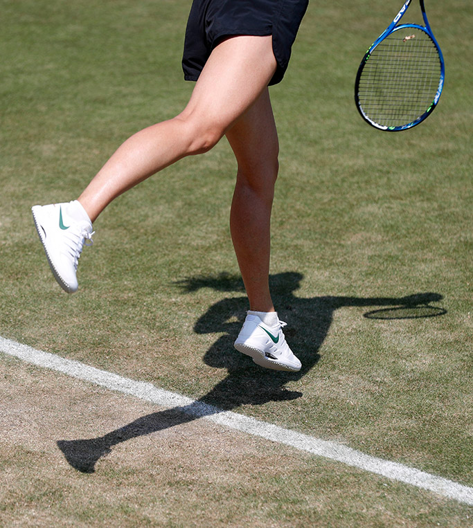 Maria Sharapova, wimbledon, nike, custom nikes, nike zooms