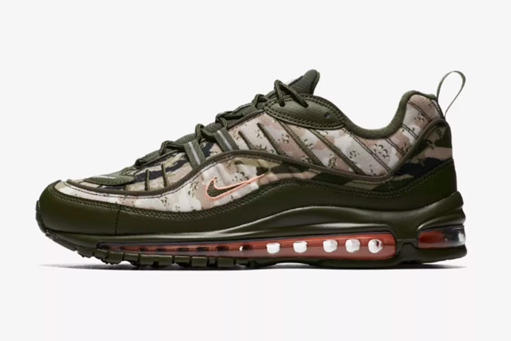 Nike Air Max 98 Camo Classic