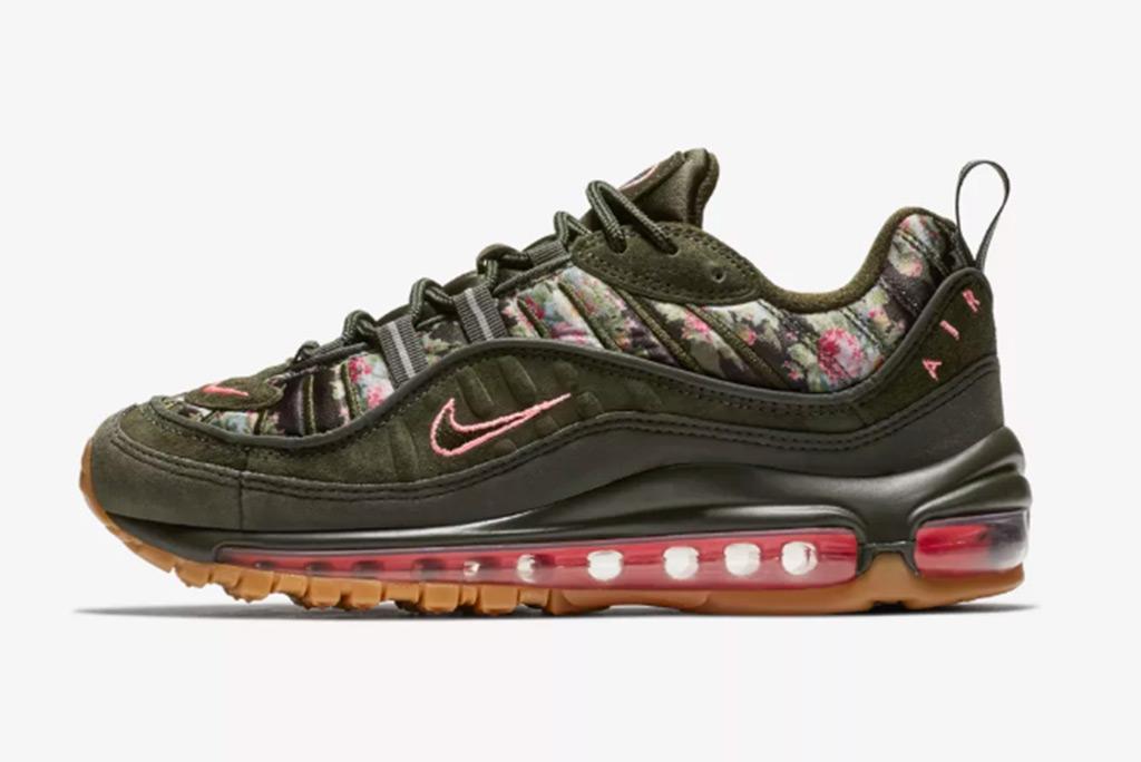 Nike Air Max 98 Sequoia