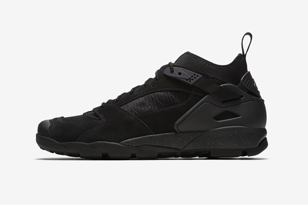 Nike Air Revaderchi Triple Black