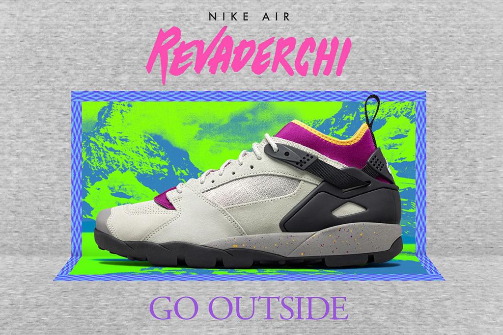 The Classic Nike ACG Air Revaderchi