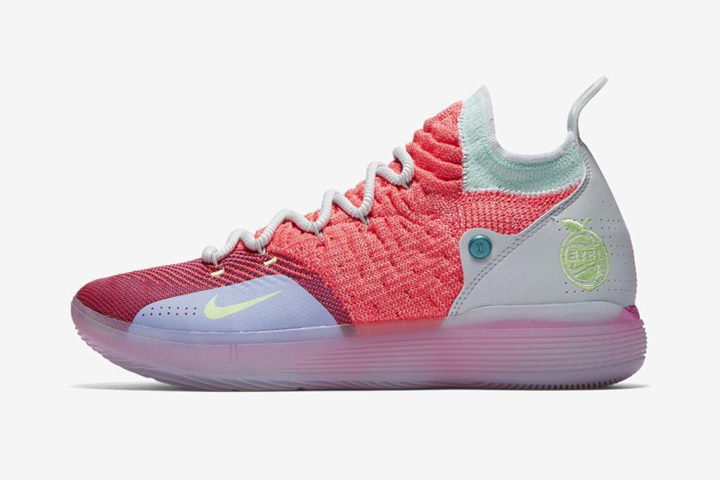 Nike KD 11 'Peach Jam' Releasing in
