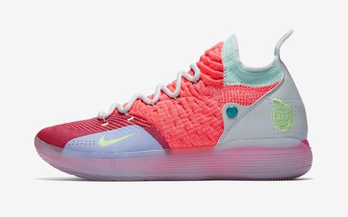 Nike KD 11 Hot Punch