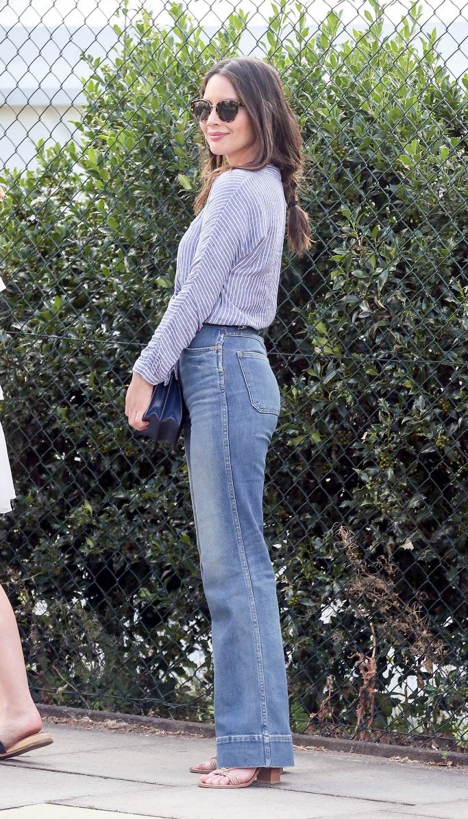 Olivia Munn Wimbledon