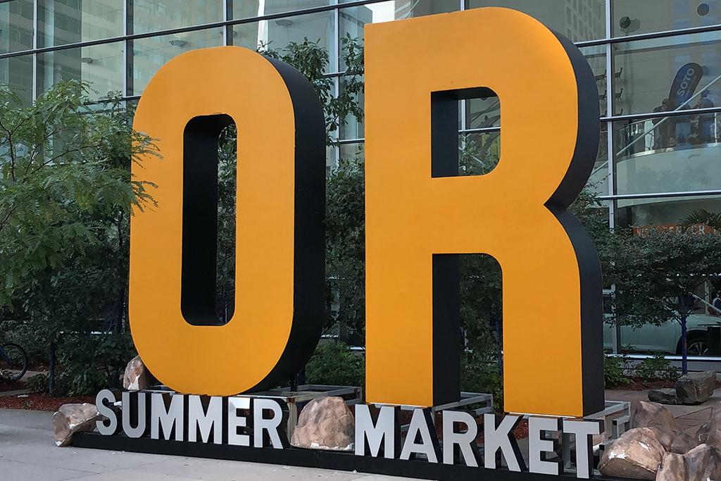 Outdoor Retailer Summer Market