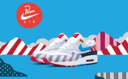 Parra Nike Air Max 1 2018