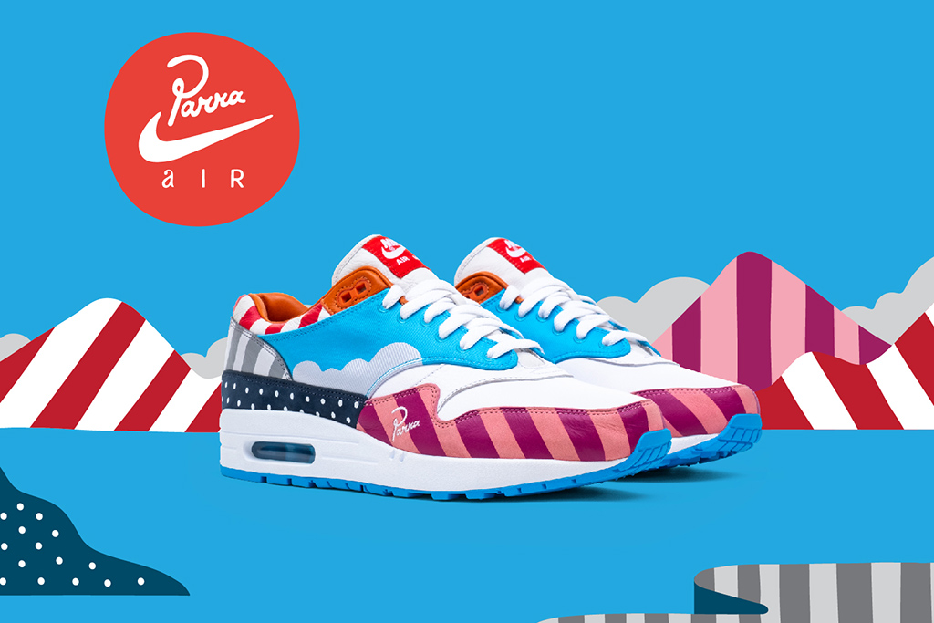 Parra Nike Air Max 1 Friends & Family