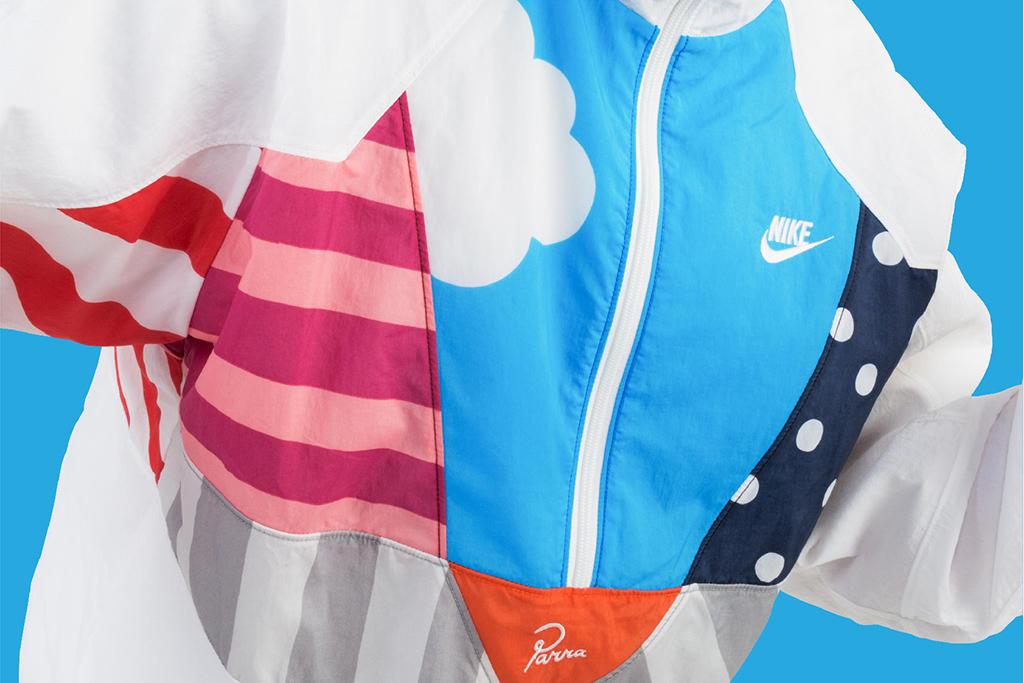 Parra x Nike Tracksuit