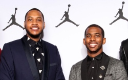 Jordan Brand Carmelo Anthony Chris Paul
