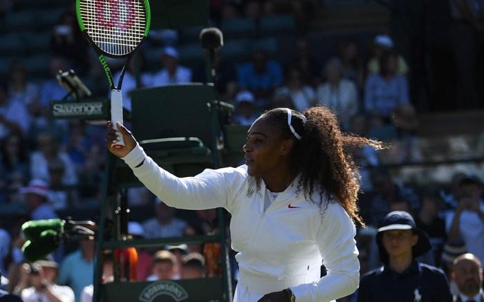 Serena Willaims return to Wimbledon