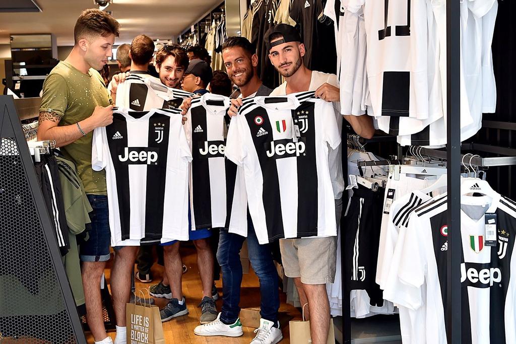 Adidas Sells $60 Million Worth of Ronaldo's Juventus Shirt in 24 ...