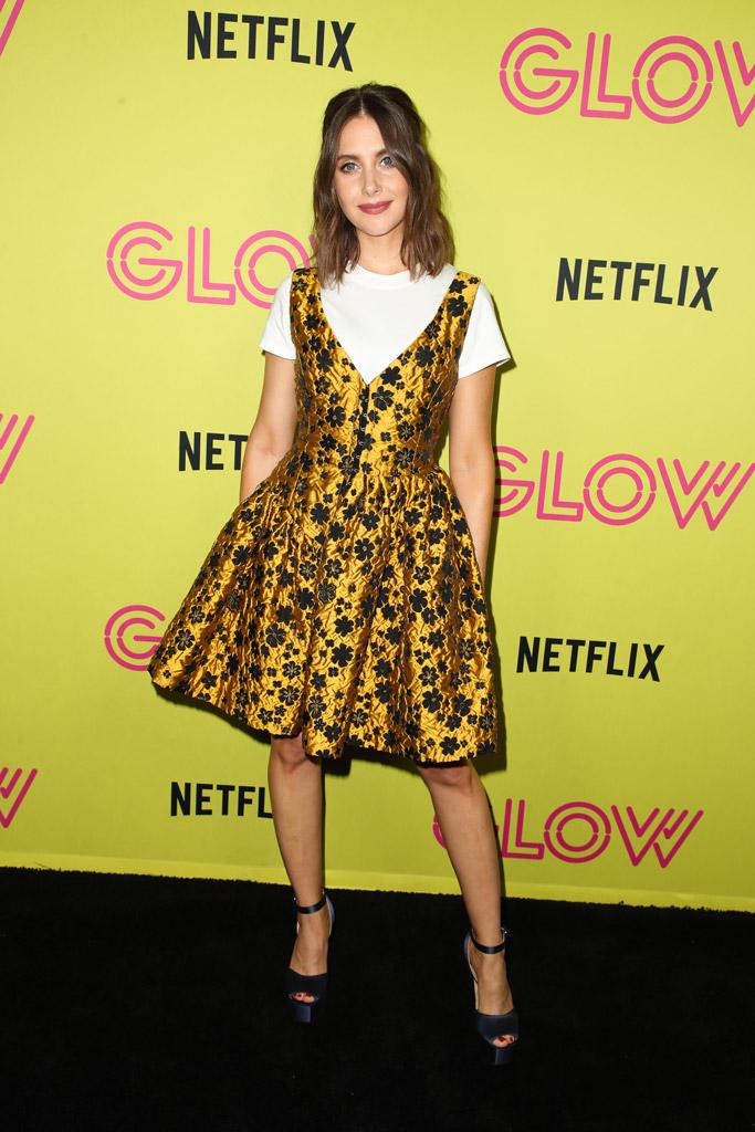 Alison Brie, Glow
