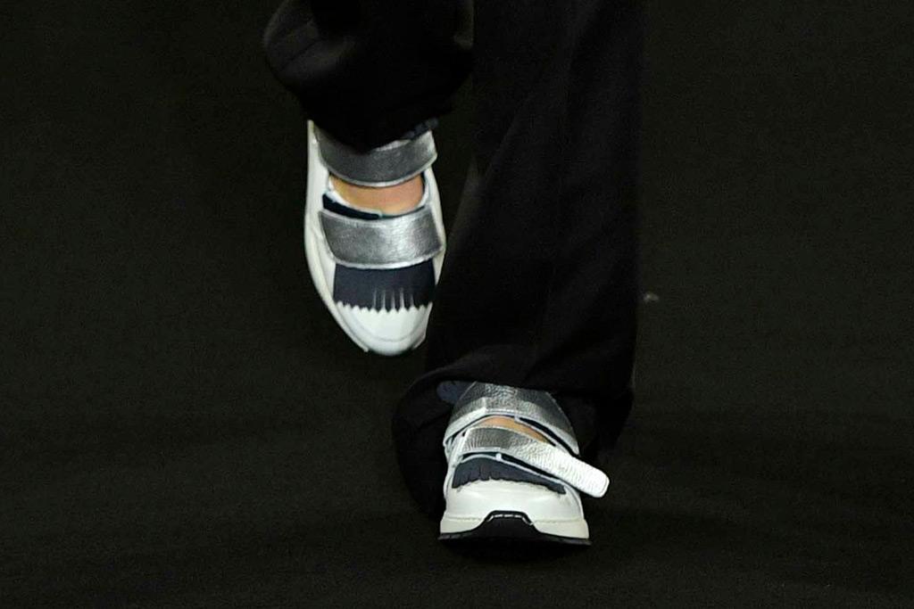 RVDK, sneakers, runway, paris couture week, fashion
