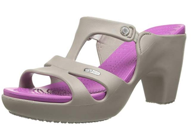 Crocs Cyprus V Heel