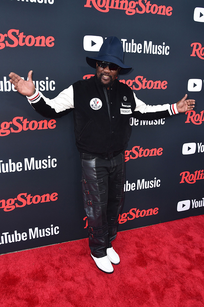 Frederick ' Toots HibbertRolling Stone Relaunch presented by YouTube Music, Arrivals, Brooklyn, New York, USA - 26 Jul 2018