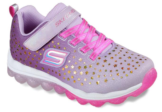 Skechers Skech-Air sneakers, purple, pink