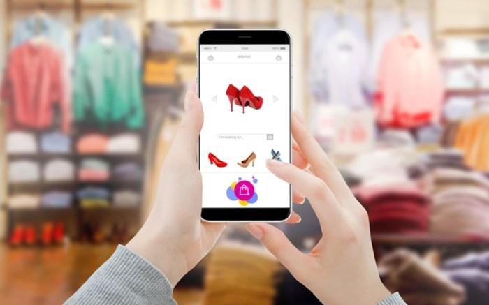 store technology shopping