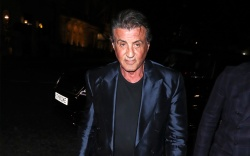 Sylvester Stallone Steps Out in These