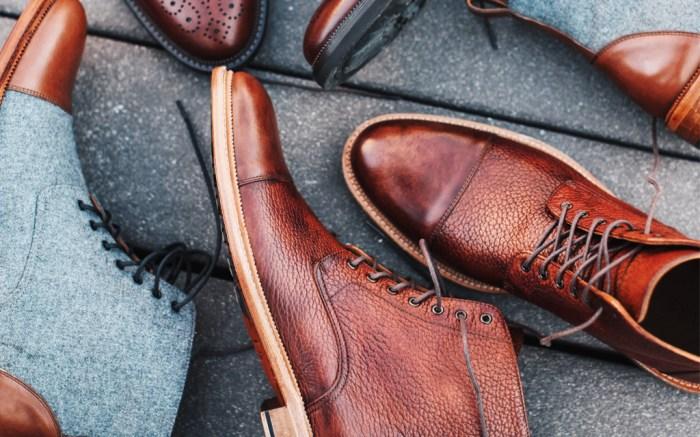 Taft men's shoes