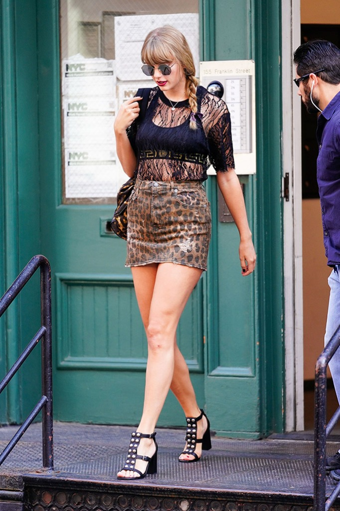 taylor swift, leopard