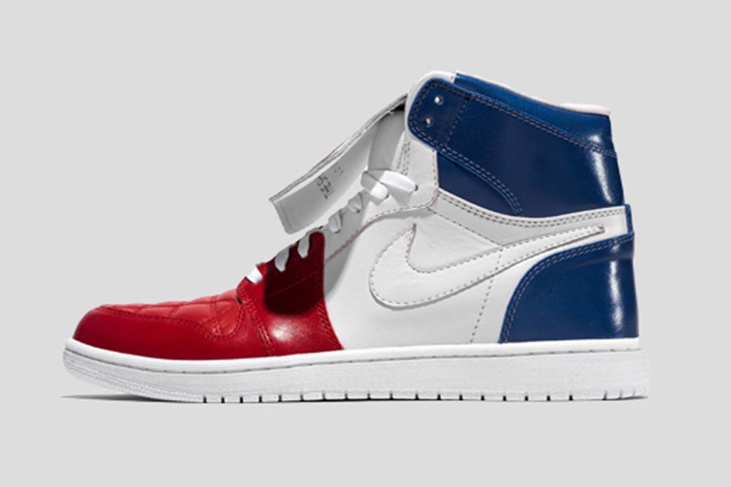 The Shoe Surgeon France Air Jordan 1 Tiempo