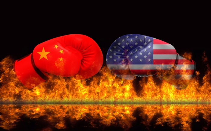 trade war US china