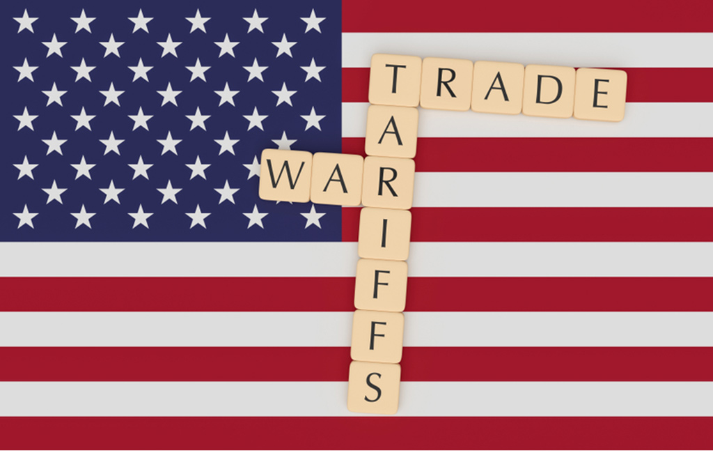 Trade War tariffs U.S. China