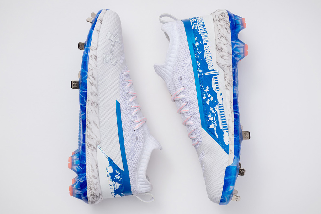 Under Armour Harper 3 Low