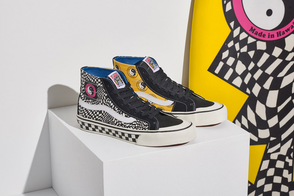 Vans, t&C surf, surf, high-top sneaker