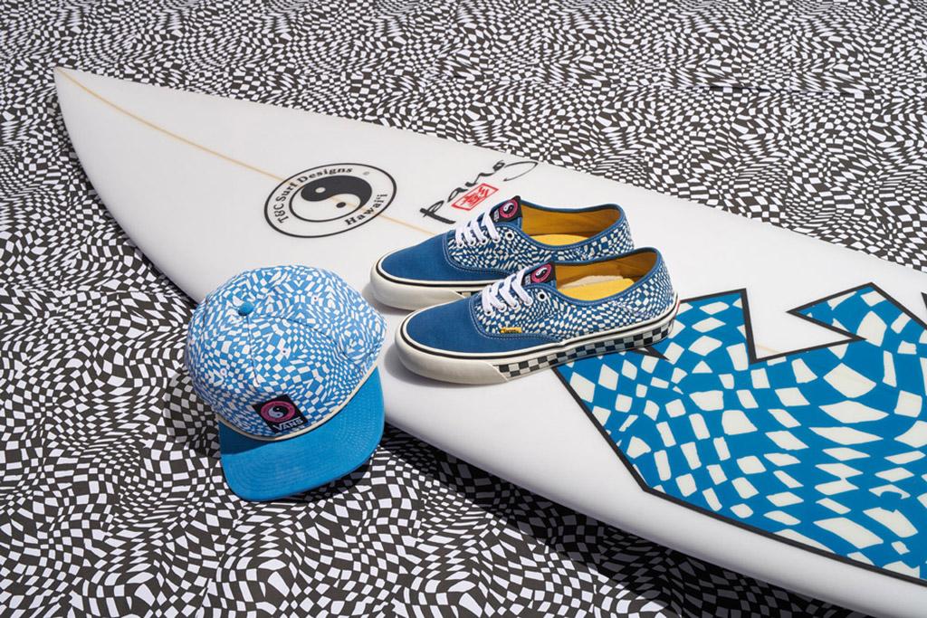 Vans, sneaker, t&C surf