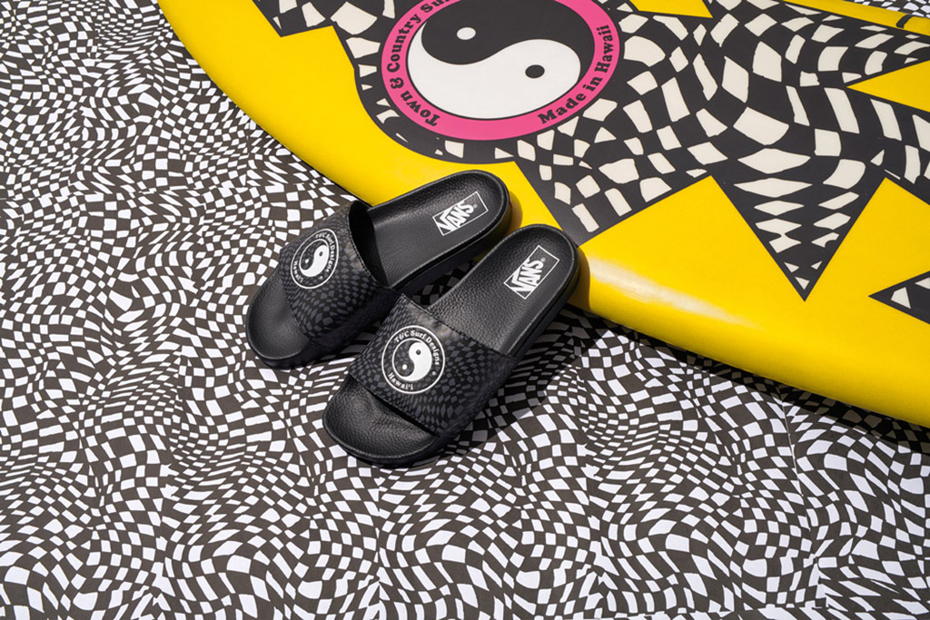 Vans, slide, slide-on, t&C surf