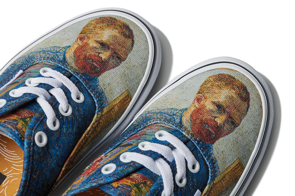 Vans' Van Gogh Shoes \u0026 Apparel Bring