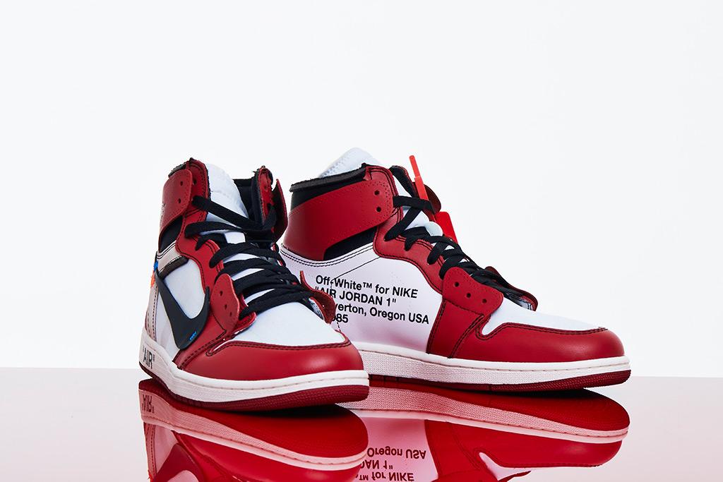 Virgil Abloh Nike The Ten