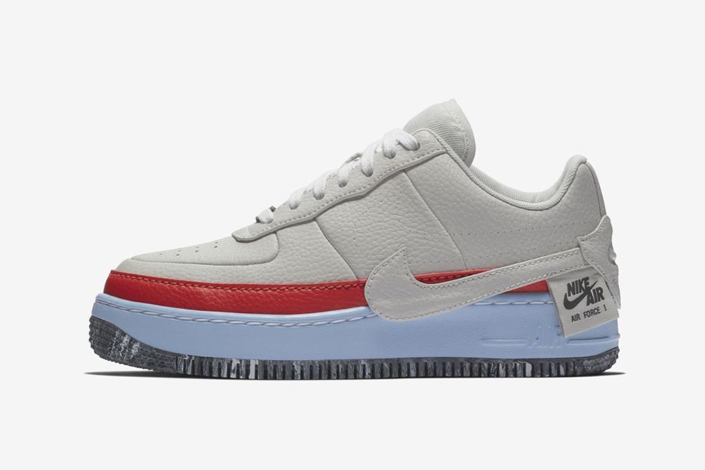 Nike Air Force 1 Jester Light Bone