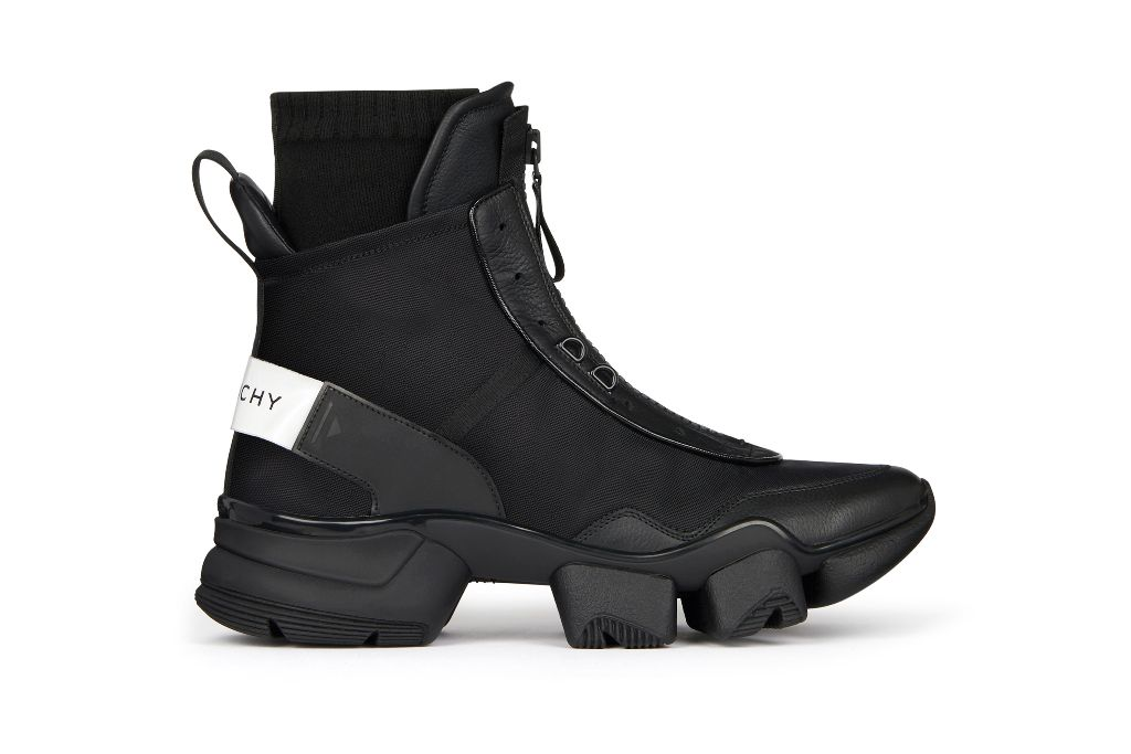 givenchy jaw sneaker fall 2018