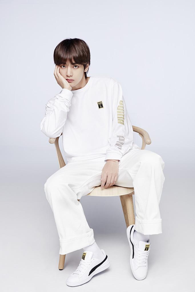 BTS x Puma Basket Shoe Campaign [PHOTOS] – Footwear News