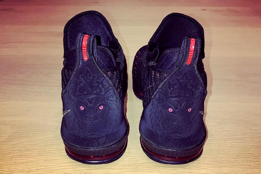 Nike LeBron 16 Revealed by LeBron James