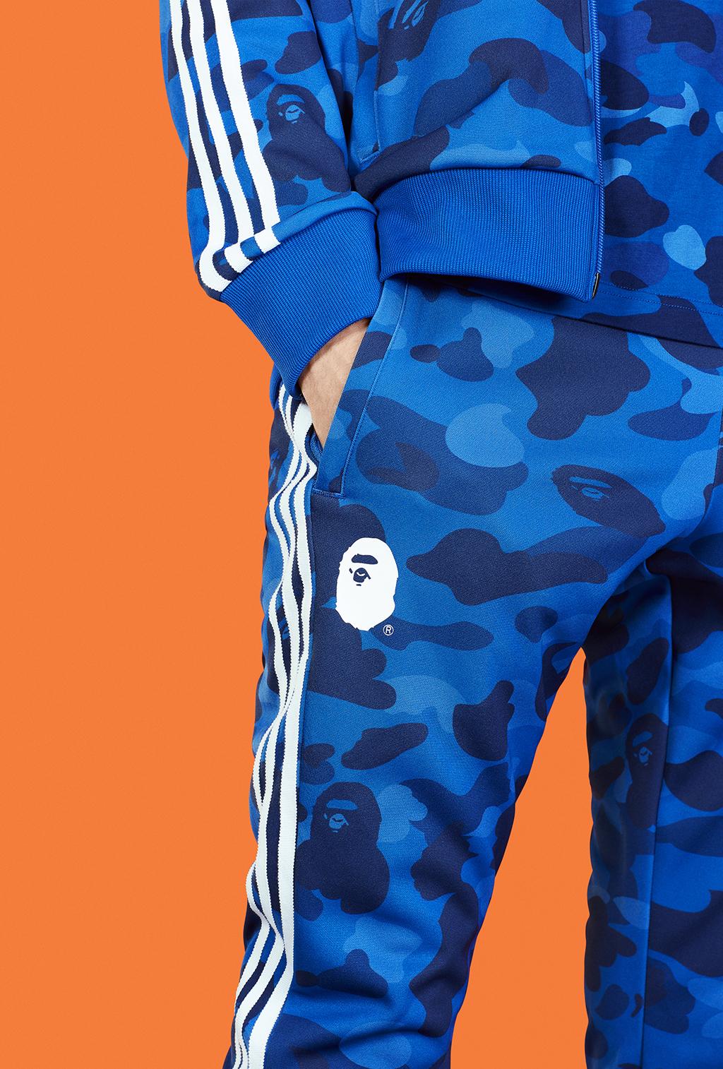 Bape x Adidas Originals FW18
