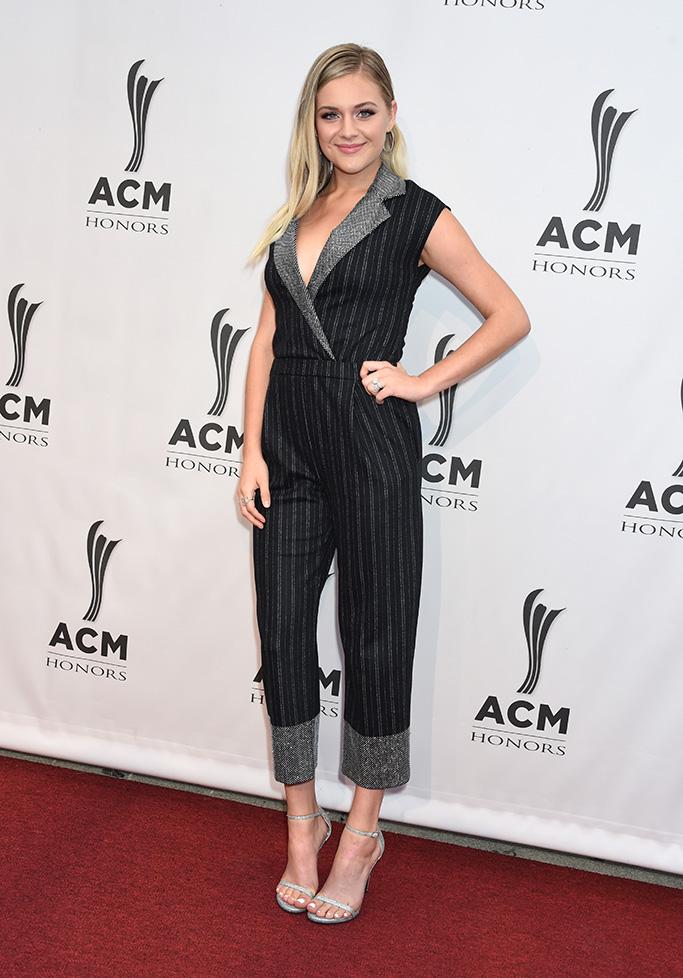 Kelsea Ballerini 12th Annual ACM Honors, Arrivals, Nashville, USA - 22 Aug 2018